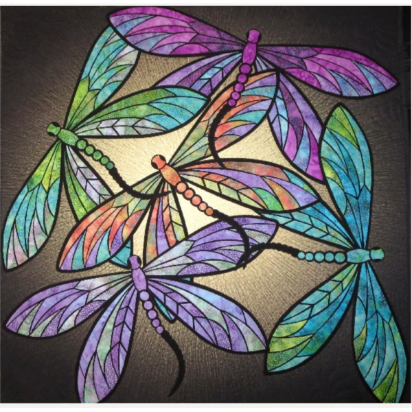 Dance of the Dragonflies Pattern