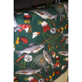 Flyfishing on Green - Polar Fleece