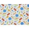 Oh Boy! Animal Scatter - Small on White