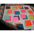 Hidden Squares Quilt Kit
